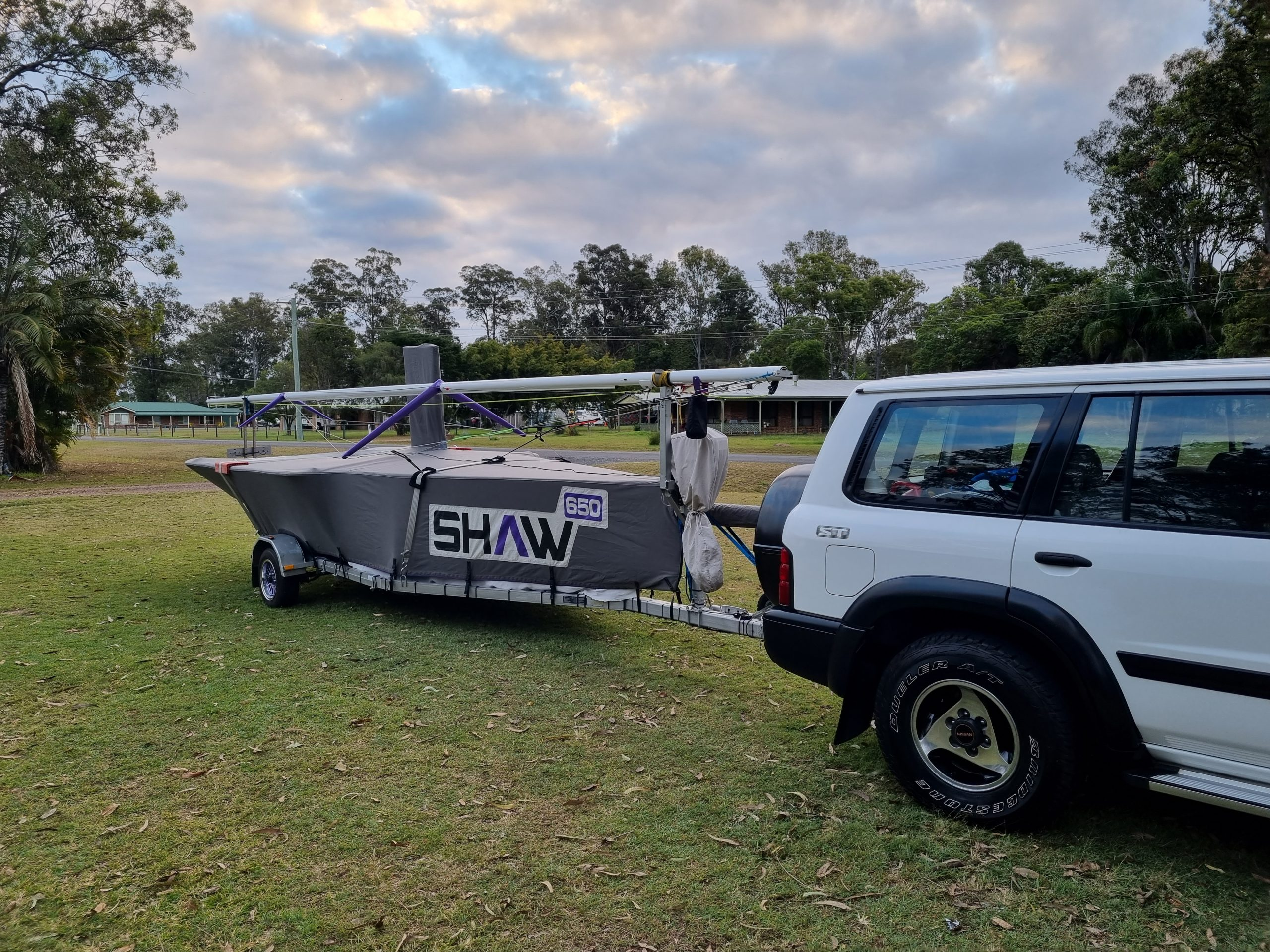 Australian Sports Boats For Sale Situation Normal